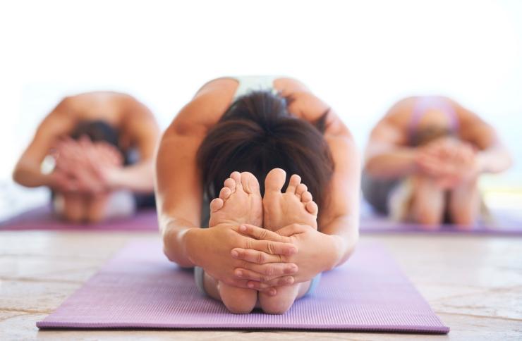 Yoga ヨガ 大阪